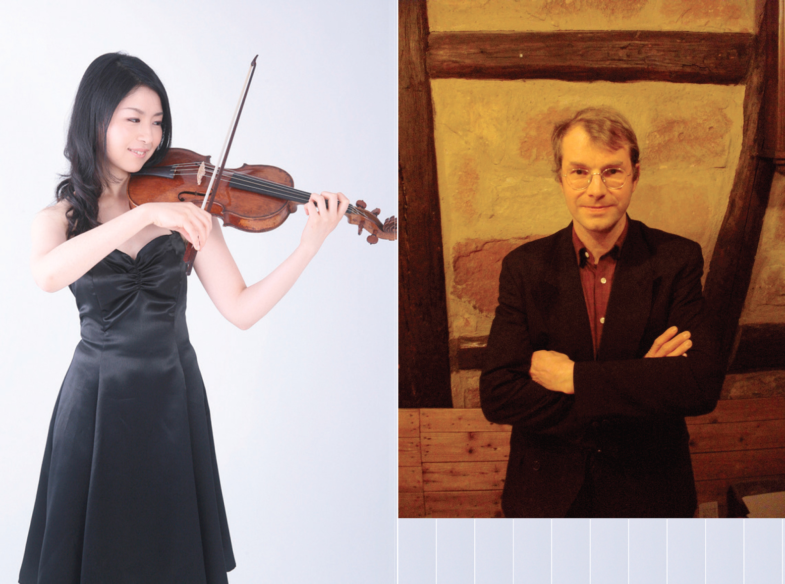 Mayumi Hirasaki et Francis Jacob