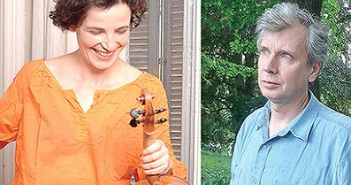 fanny Paccoud et Michel Gaechter