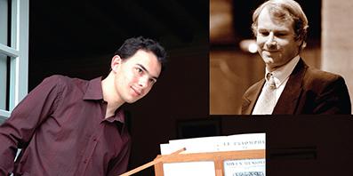 François Guerrier et Francis Jacob