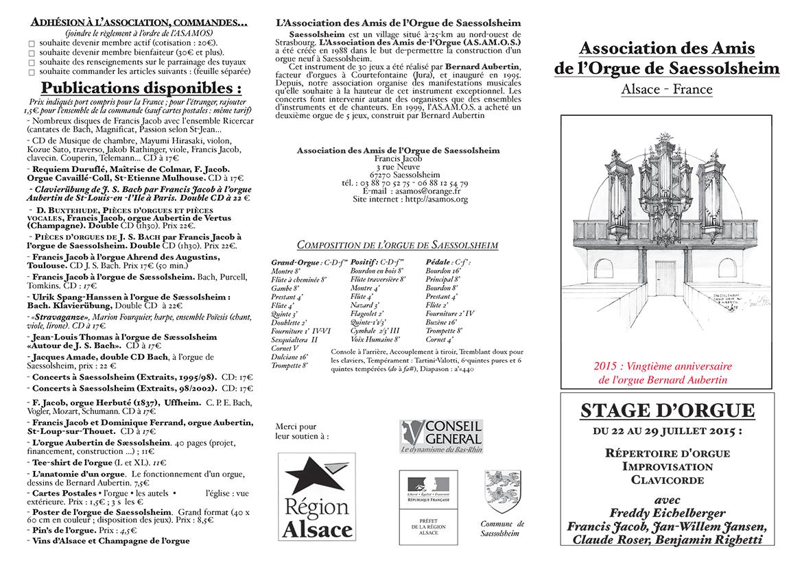depliant SAESSOLSHEIM stage ORGUE 2015 1