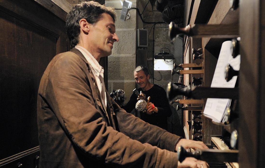 Henri Charles Caget et Yves Rechsteiner 3